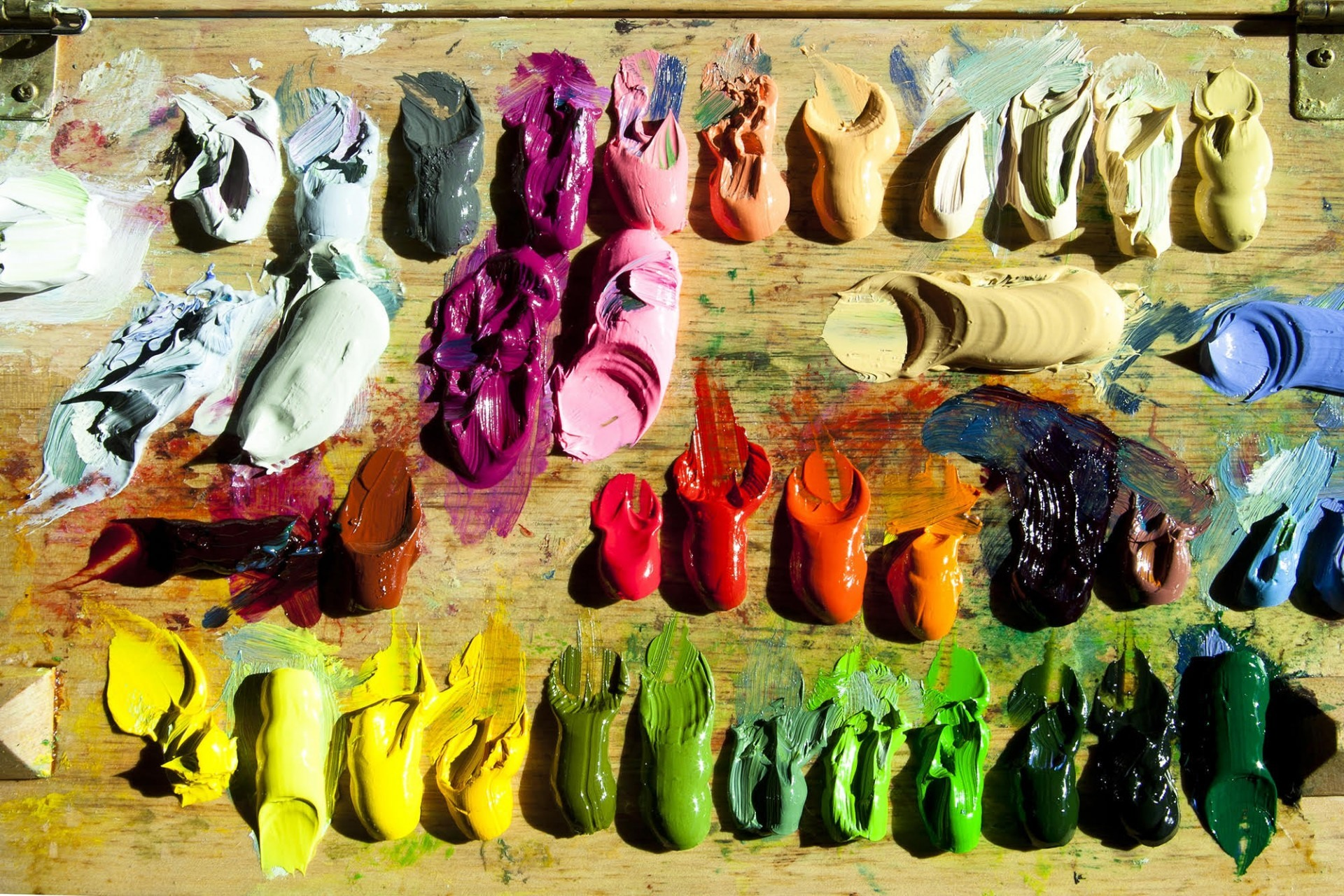 Psychologia koloru, czyli o tym jak kolory wpływają na kupujących
