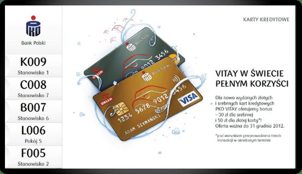 PKO BP karty kredytowe