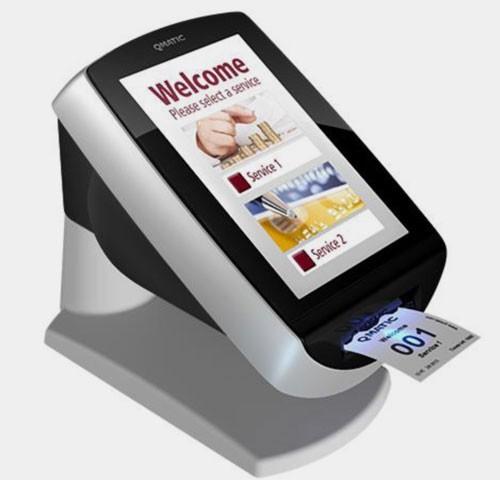 Nowy automat biletowy Qmatic Intro 8